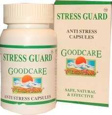 Garuda ayurveda goodcare stress guard kapszula 60 db