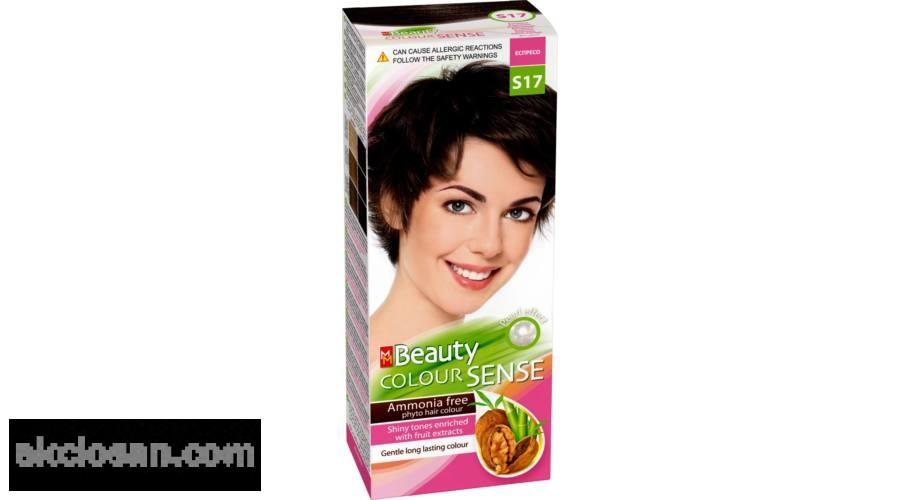 Beauty color sense S17 hajfesték eszpresszó