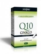 Q10 & GINKGO Extraktum kapszula 30 db - A fizikai és szellemi erőnlétért