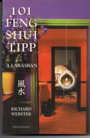 Webster, Richard: 101 feng shui tipp a lakásban