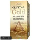 CRYSTAL GOLD NATUR POWER 200 ml