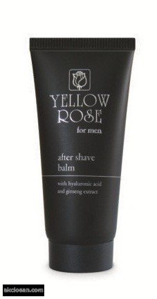 YELLOW ROSE - FOR MEN - after shave balzsam 150 ml