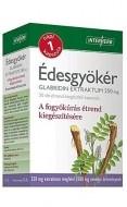 Napi1 ÉDESGYÖKÉR –GLABRIDIN Extraktum kapszula 250 mg 30 db - A zsíranyagcsere támogatására