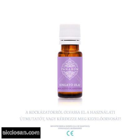 Ringató olaj méh-lazító olajkeverék 10 ml PANAROM