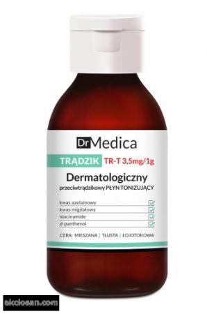 BIELENDA - DR. MEDICA ACNE - dermatológiai anti-akne tonik