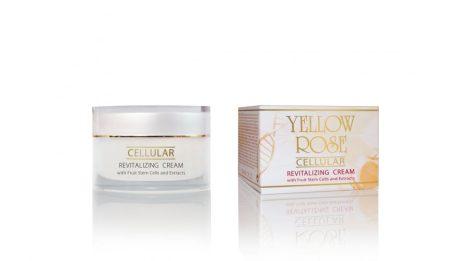 Yellow Rose - Cellular sejtrevitalizáló arckrém 50 ml