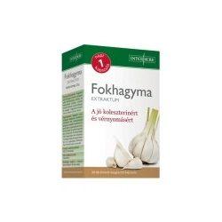 Napi1 FOKHAGYMA Extraktum kapszula 100 mg 30 db - Az megfelelő koleszterinszintért