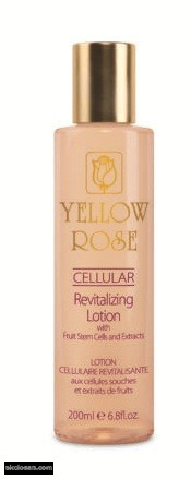 YELLOW ROSE - cellular sejtrevitalizáló lotion tonik 200 ml