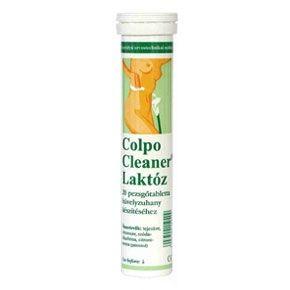 Dr.dolhay colpo cleaner laktóz pezsgőtabletta 20 db