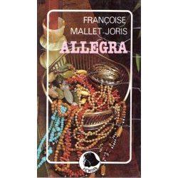 Francoise Mallet-Joris: Allegra