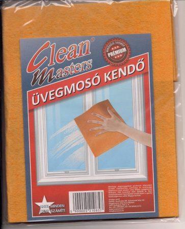 Clean Masters üvegmosó kendő