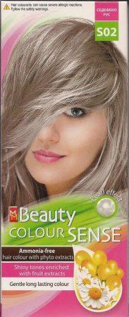 Beauty color sense S02 gyöngyház szőke ammónia mentes növényi hajfesték