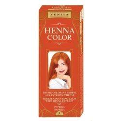 Henna color hajfesték 5 paprika vörös 75 ml
