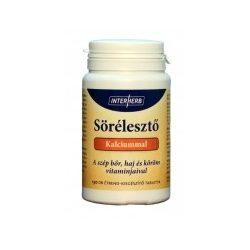 Sörélesztő Kalciummal tabletta 150 db - A szép bőr, haj és köröm vitaminjaival