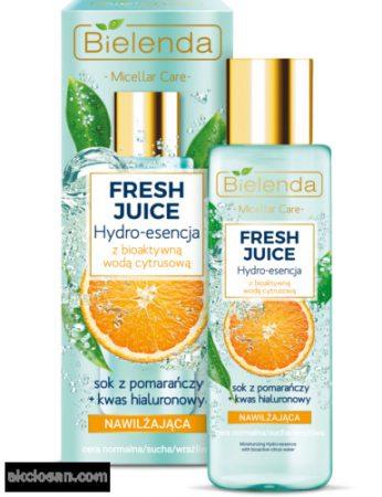 BIELENDA Fresh Juice - hidratáló hatású hydro-esszencia 110 ml