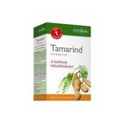 Napi1 TAMARIND Extraktum kapszula 300 mg 30 db - A hatékony bélműködésért