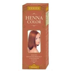 Henna color hajfesték 7 réz vörös 75 ml