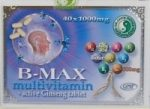 DR.CHEN B-MAX MULTIVITAMIN TABLETTA 40 db