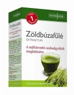 Napi 1 ZÖLDBÚZAFŰLÉ Extraktum kapszula 300 mg 30 db - A sejtkárosító szabadgyökök megkötésére